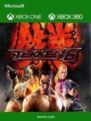 Tekken 6 Xbox 360 Xbox One Cd Key Xbox Live Pg 13 Action Xbox