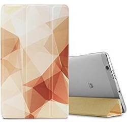 size 40 587c5 4a1ee Infiland Huawei Mediapad M3 8.4 Case Huawei Mediapad M3 8.4 Ultra Slim  Translucent Z-gold Squares | R | Cellphone Accessories | PriceCheck SA
