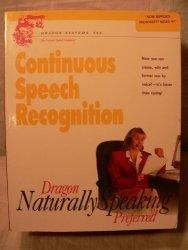 Dragon Naturally Speaking Preferred 1997