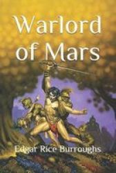 Warlord Of Mars Paperback