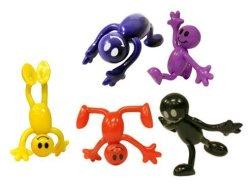 Bendable Buddies - 10 Vending Machine Toys