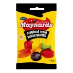 Maynards - Wine Gums Sweets Packet 75G