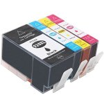 Wolfgray 4 Pack Replacement For Hp 920 920XL Ink Cartridges High Yield Compatible With Hp Officejet 6500A 6500 7500A 7500 6000 7