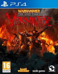 END Warhammer: Times - Vermintide Ps4