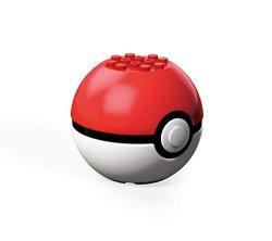 Mega Construx Pokemon Eevee Poke Ball