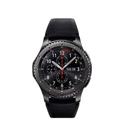 Samsung Gear S3 Frontier SM-R760 Smartwatch in Dark Grey
