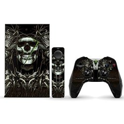 MightySkins Protective Vinyl Skin Decal For Nvidia Shield Tv Wrap Cover Sticker Skins Wicked