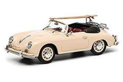 Schuco 450256900 Porsche 356 Cabrio Beige 1:43 1:43