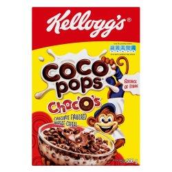 Kelloggs - Coco Pops Chocos