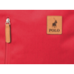 Polo Ruxton Backpack - Red