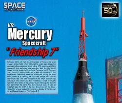Dragon Models 50394 1:72 Mercury Spacecraft Friendship 7