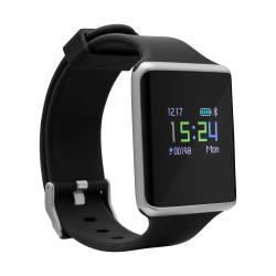 Bebinca Bluetooth Oled Smart Bracelet Blood Pressure Watch Bracelet Activity Tracker Pedometers Calorie Countersfitness Trackers Heart Rate Monitor P