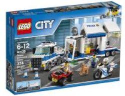 Lego City - Mobile Command Center
