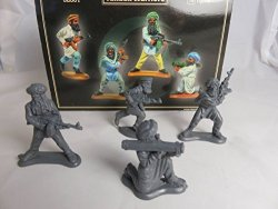 MARS Company Taliban Warriors 16 Figures In 4 Poses Slightly Smaller Than Standard 54MM Figures Offered By Classic Toy Soldier Inc