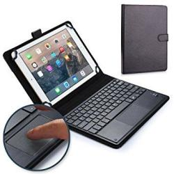 c531db40b83 Cooper Cases Asus Zenpad 10 Keyboard Case Cooper Touchpad Executive 2-IN-1  Wireless Bluetooth Keyboard Mouse Leather Travel Case