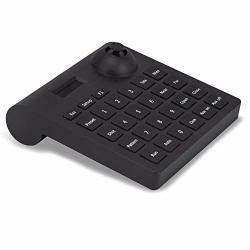 PTZ Keyboard Leftek Analog Camera RS485 Controller MINI Jorystick With Lcd Screen Display Menu