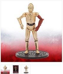"Disney - C-3PO Elite Series Die Cast Action Figure - 6 1 2"" - Star Wars: The Force Awakens"