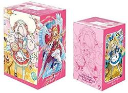 USA Future Card Buddy Fight Mel Alice & Emma Card Game Character Deck Box Case Holder COLLECTIONV2 VOL.764 Anime Girl Art