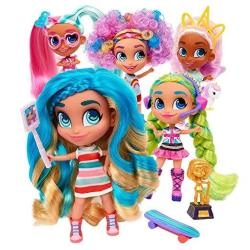 Indoor Toys Kids Girls Toys Hairdorables Dolls Hairdorables Collectible Surprise Dolls And Accessories: Series 1 Styles May Vary