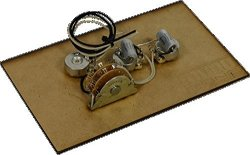 Mojotone Pre-wired Strat Hss 5-WAY Wiring Kit