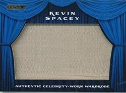 Kevin Spacey Wardrobe Card SW-39