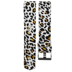 Pattern Band For Fitbit Charge 2 - Leopard