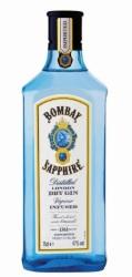 Bombay Saphire Bombay Gin - Dry Gin - 12 X 750ml