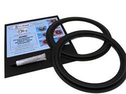 Simply Speakers Speaker Rubber Edge Repair Replacement Kit Fits 12