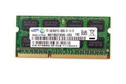 Samsung DDR3-1066 Sodimm 4GB Original Notebook Memory
