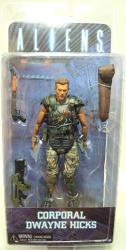 Other Manufacturer Neca Aliens Series 1 Corporal Dwayne Hicks Colonial Marine Action Figure