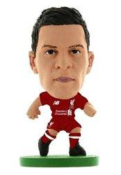 Soccerstarz SOC825 Liverpool Dejan Lovren-home Kit 2019 Version figures Green