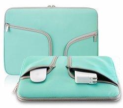 Steklo Laptop Sleeve 13 Inch Neoprene Macbook Sleeve Case - Perfect Macbook Sleeve Cover With Pockets For Macbook Pro 13 Inch Sl