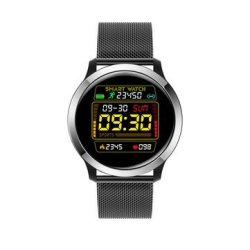 Sony Bakeey E70 IP68 Waterproof Wristband Ecg Ppg Heart Rate Blood Oxygen Monitor Smart Watch