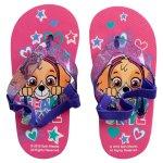 Paw Patrol - Girls Flip Flops