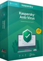 Kaspersky Anti-vir 4 User 2020