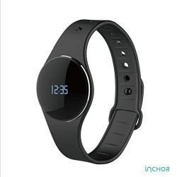 InChor L16 Smart Wristfit Ultra-thin Sport Bracelet Pedometer Sleep Monitor Call Reminder Full Touch