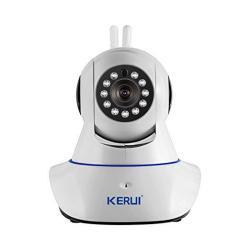 Kerui N62 Wifi Wireless 720P Ip Camera Video Monitoring network Camera Surveillance Video Security Camera Home Security System Baby Monitoring Wit