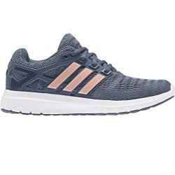 Adidas Size 8 Energy Cloud V Running Shoes in Grey