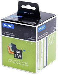 """Sanford Dymo Lw 1 Part Internet Postage Labels For Labelwriter Label Printers White 2-5 16"""" X 7-1 2"""" 1 Roll Of 110 99019"""