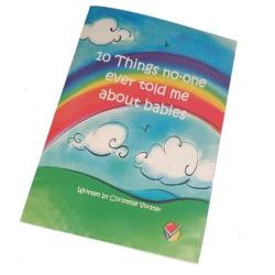 10 Things No-one Every Told Me About Babies Booklet