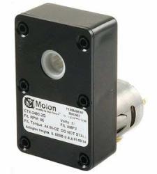 Molon CTX-2480-2 24V Gear Motor 1 64 Hp 85 Rpm 24 Volt Dc