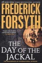 The Day Of The Jackal - Frederick Forsyth Paperback