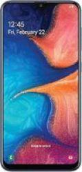 Samsung Galaxy A20 32GB Dual Sim in Deep Blue
