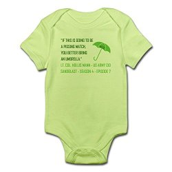 CafePress If This Is. Body Suit - Cute Infant Bodysuit Baby Romper