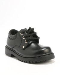 Bronx Boys Pluto Lace Up School Shoe
