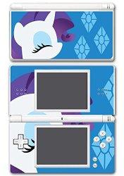 Vinyl Skin Designs My Little Pony Friendship Is Magic Mlp Rarity Unicorn Cutie Mark Video Game Vinyl Decal Skin Sticker Cover For Nintendo Ds Lite System