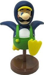 "Furuta MINI Figure 1.25"" - 2"" Super Mario Choco Egg Mini-figure - No Candy - Penguin Suit By Nintendo"