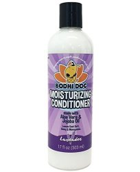Bodhi Dog New Natural Moisturizing Pet Conditioner Conditioning For Dogs Cats And More Soothing Aloe Vera & Jojoba Oil Professio