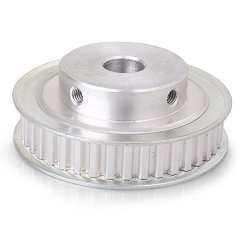 Luckmart Timing Pulley XL40 Teeth 12.7MM Bore Aluminum Synchronous Wheel For 3D Printer 10MM Width Belt