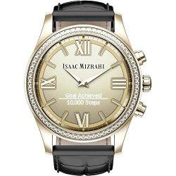 Isaac Mizrahi Smartwatch 42MM Gold